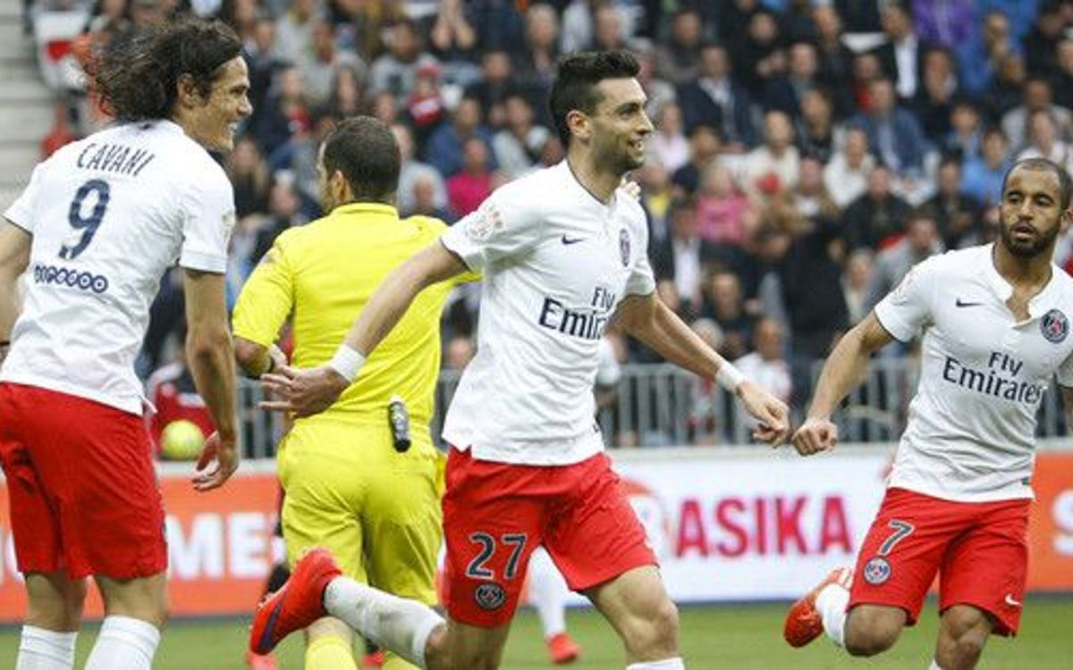 Rival Watch: Real Madrid top Málaga, Paris Saint-Germain win at Nice, Athletic Club win