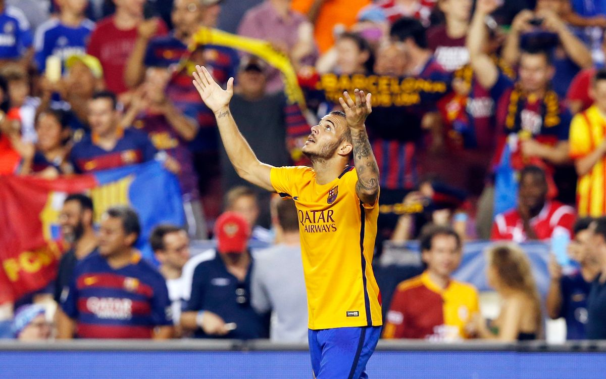 Defeat on penalties to round off US Tour for FC Barcelona (2-2, 4-2 pens)