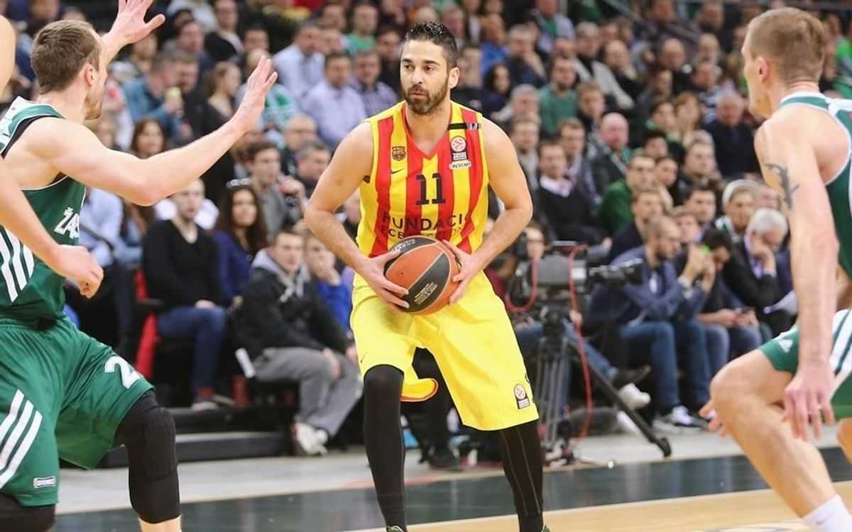 Zalgiris Kaunas – FC Barcelona: Form in Europe continues (72-83)