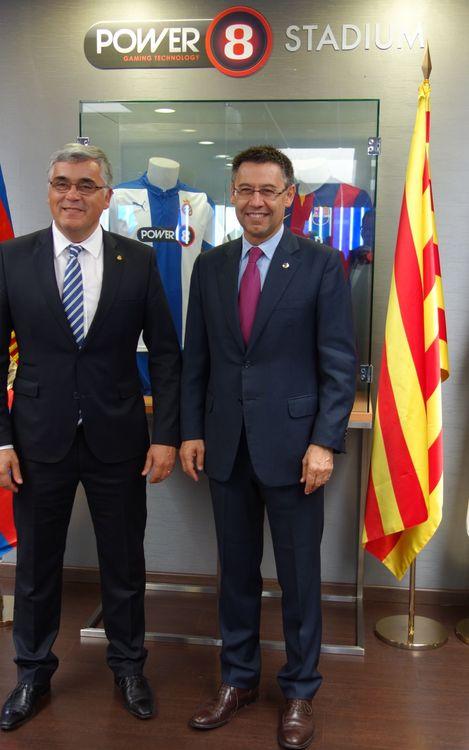 """Josep Maria Bartomeu: """"Jo rebria Pep Guardiola amb tots els honors"""""""