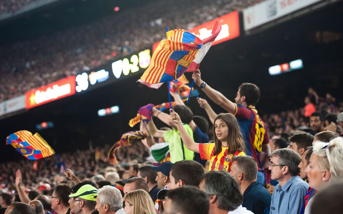 Els socis demanen 733 entrades per a l'anada de la Supercopa d'Espanya