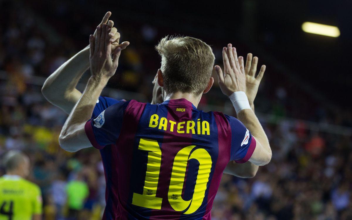 Els rècords del FC Barcelona a la Lliga