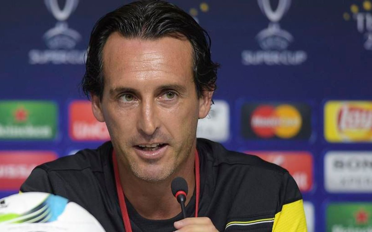 Emery: We have what it takes to beat Barça