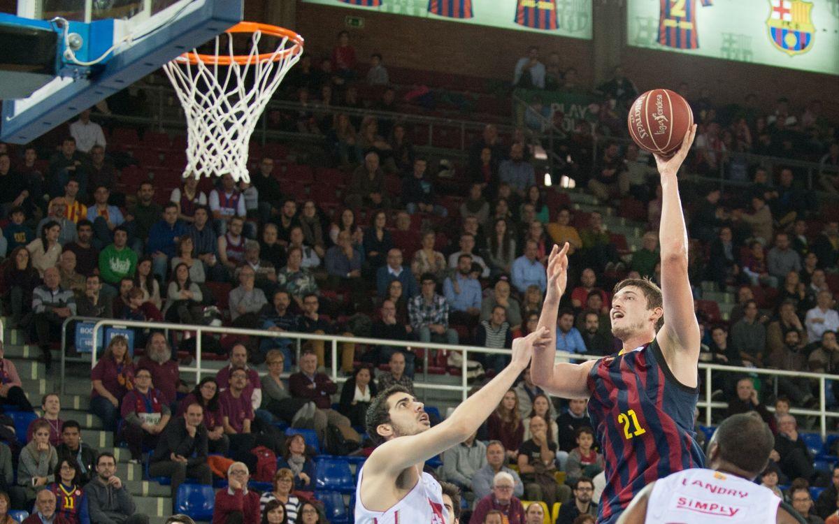 CAI Saragossa – FC Barcelona: Toca centrar-se en la Lliga