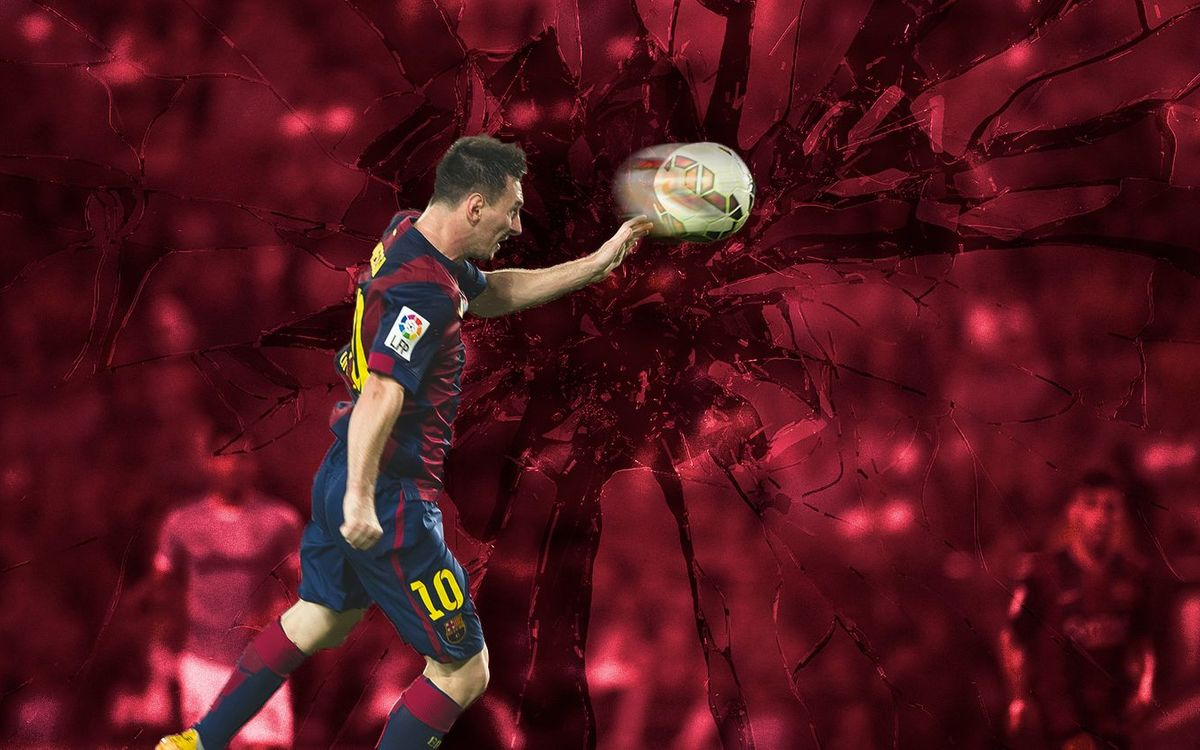 Messi's best headers