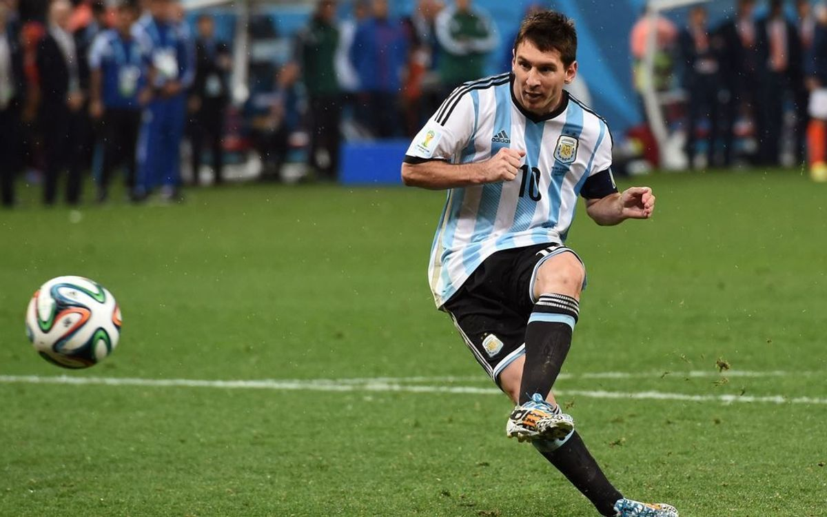 Leo Messi and Javier Mascherano set for Copa America debut
