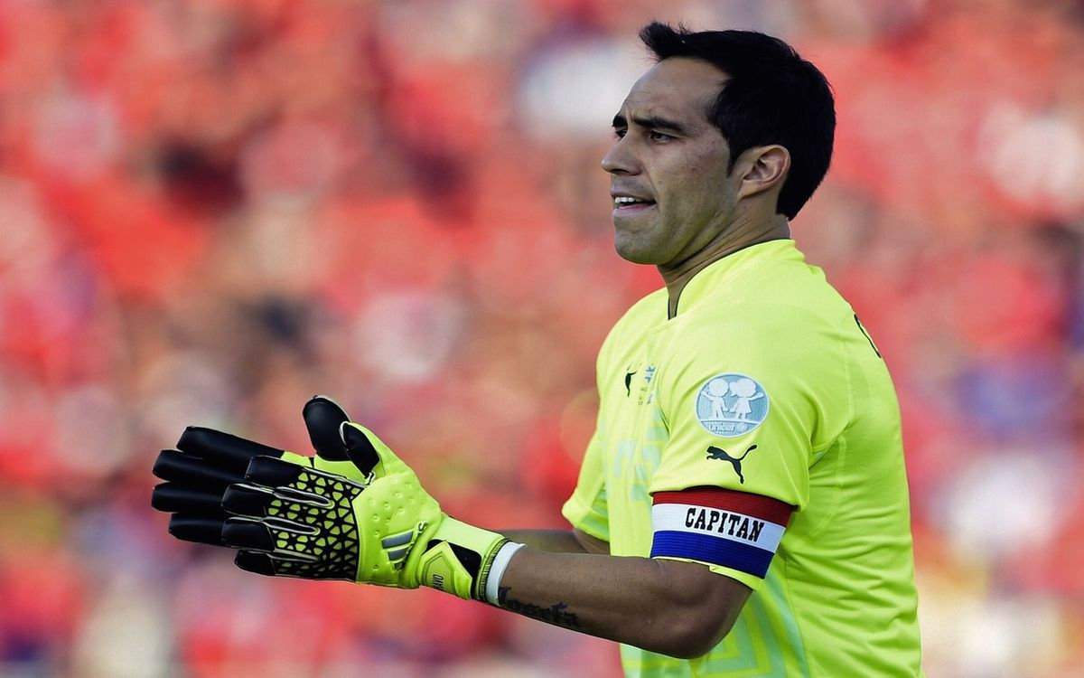 Claudio Bravo: We had to win