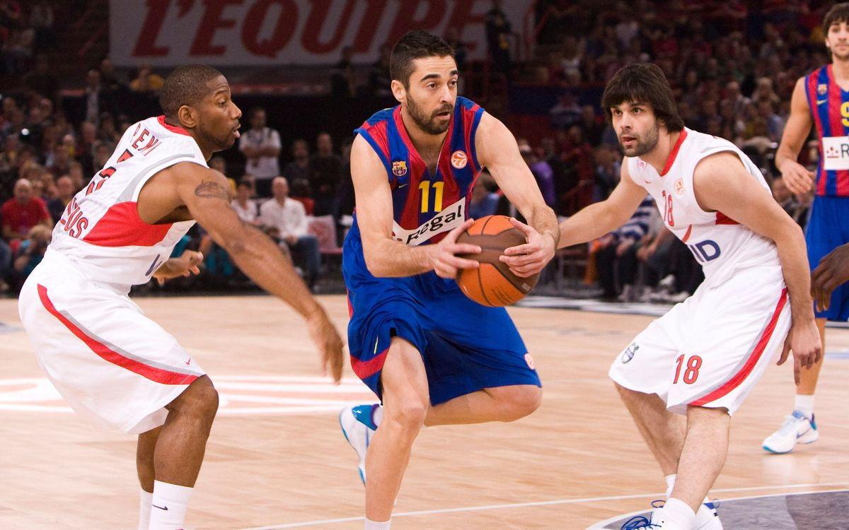 Balanç favorable al Barça davant l'Olympiacos