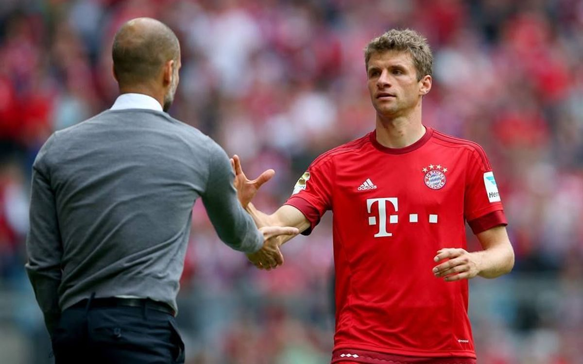 Guardiola knows there's only one way to beat Barça