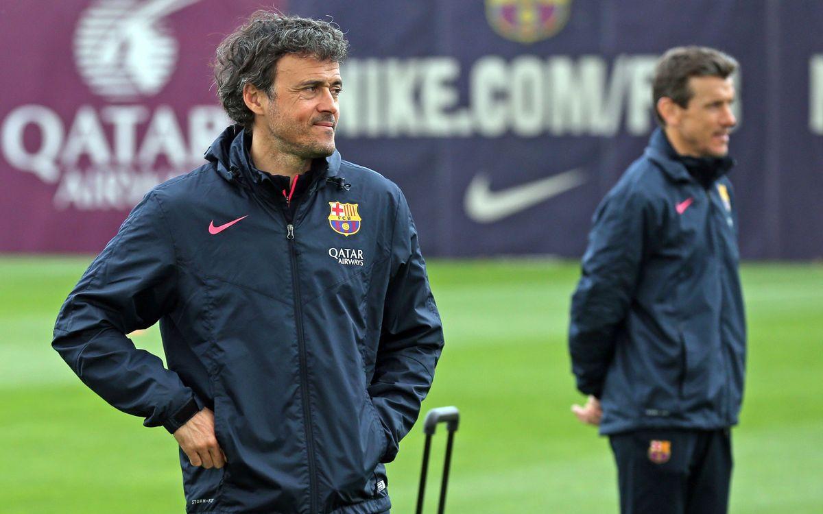 Luis Enrique lauds Celta's fine season