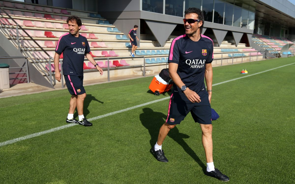 FC Barcelona preseason 2015/16 starts on Monday