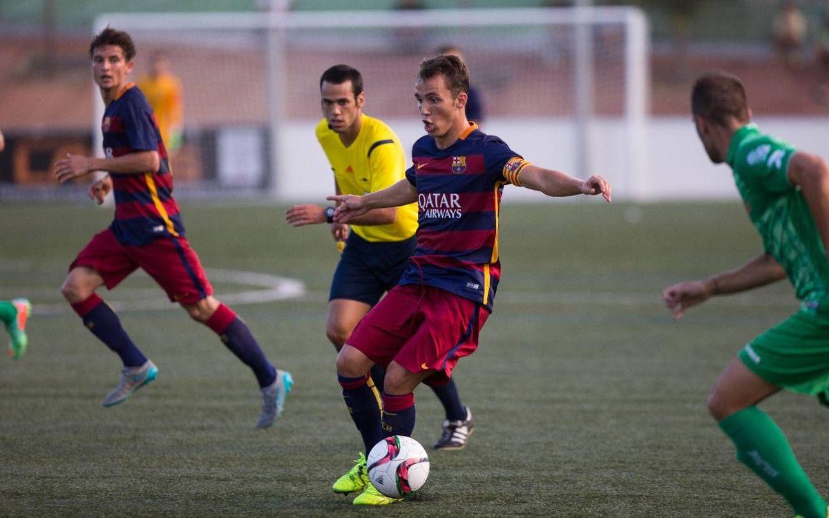 Barça B fall in opener, 2–1 at Cornellà