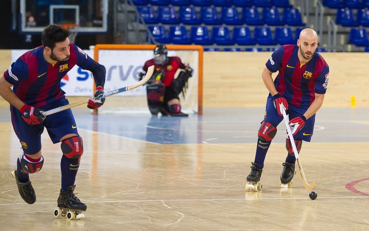 FC Barcelona - Hockey Club Liceo