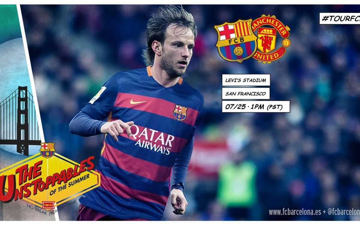 Match Preview: FC Barcelona v Manchester United