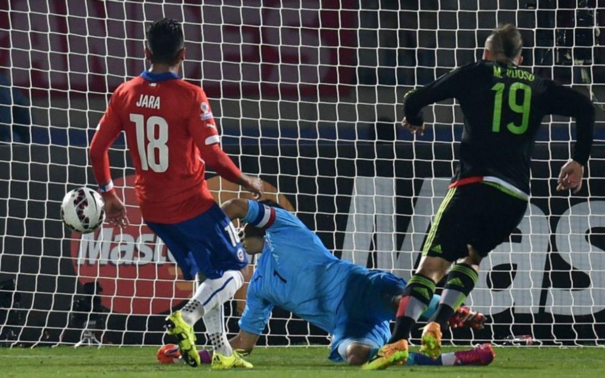 La selecció xilena de Claudio Bravo busca segellar la classificació com a primer de grup