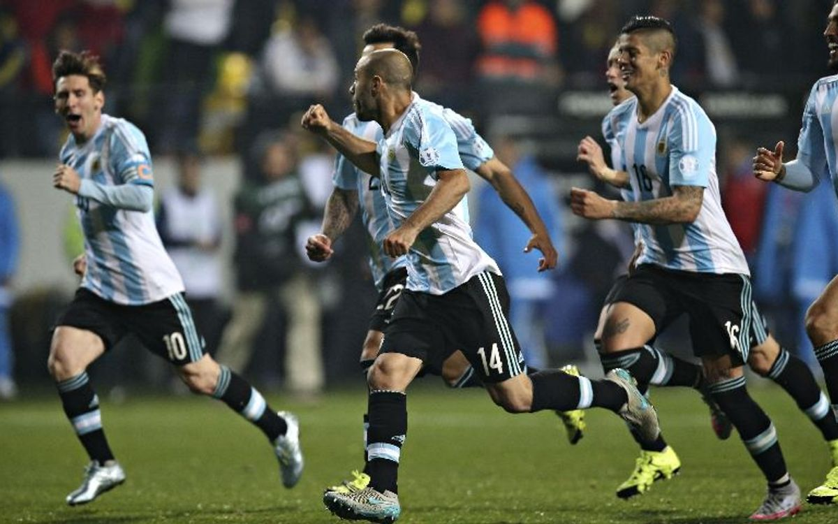 Match Preview: Messi and Mascherano chasing place in the Copa América final