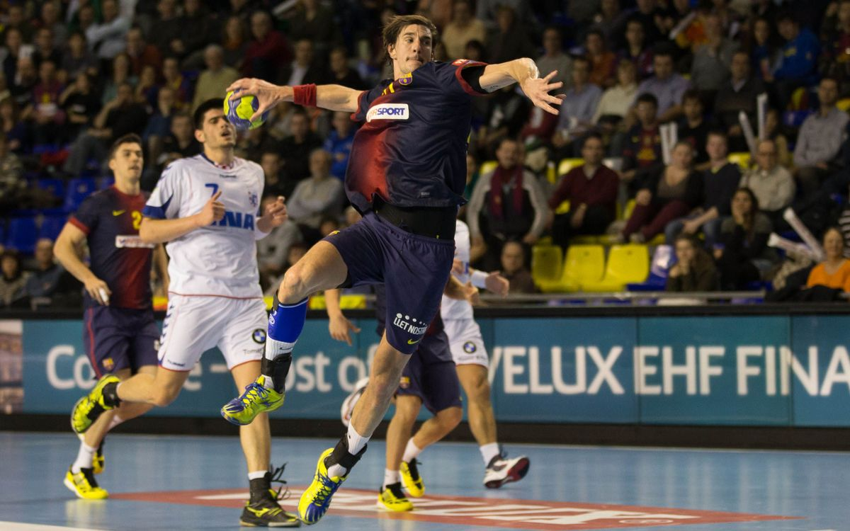 FC Barcelona – RK Zagreb: La història ens diu