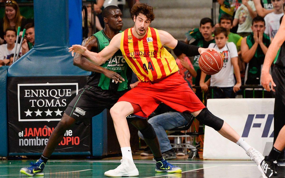 FIATC Joventut v FC Barcelona: Next stop semi-finals (74-78)