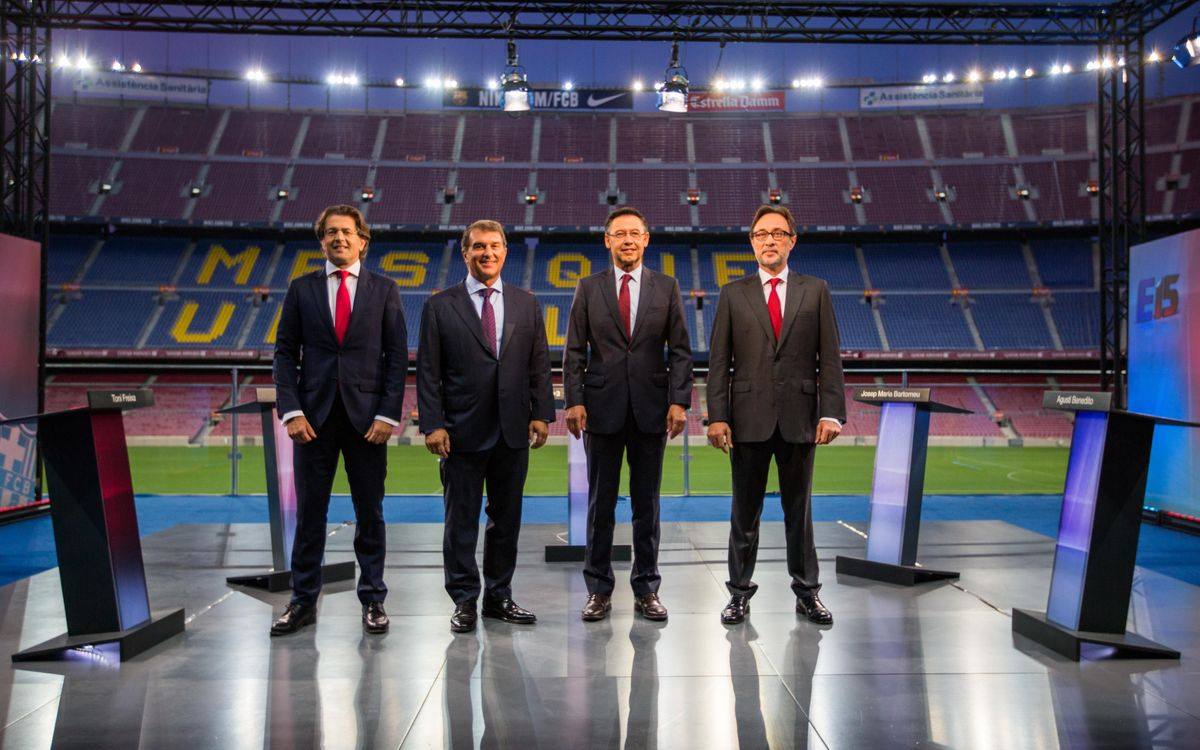 FC Barcelona prepares to decide its future