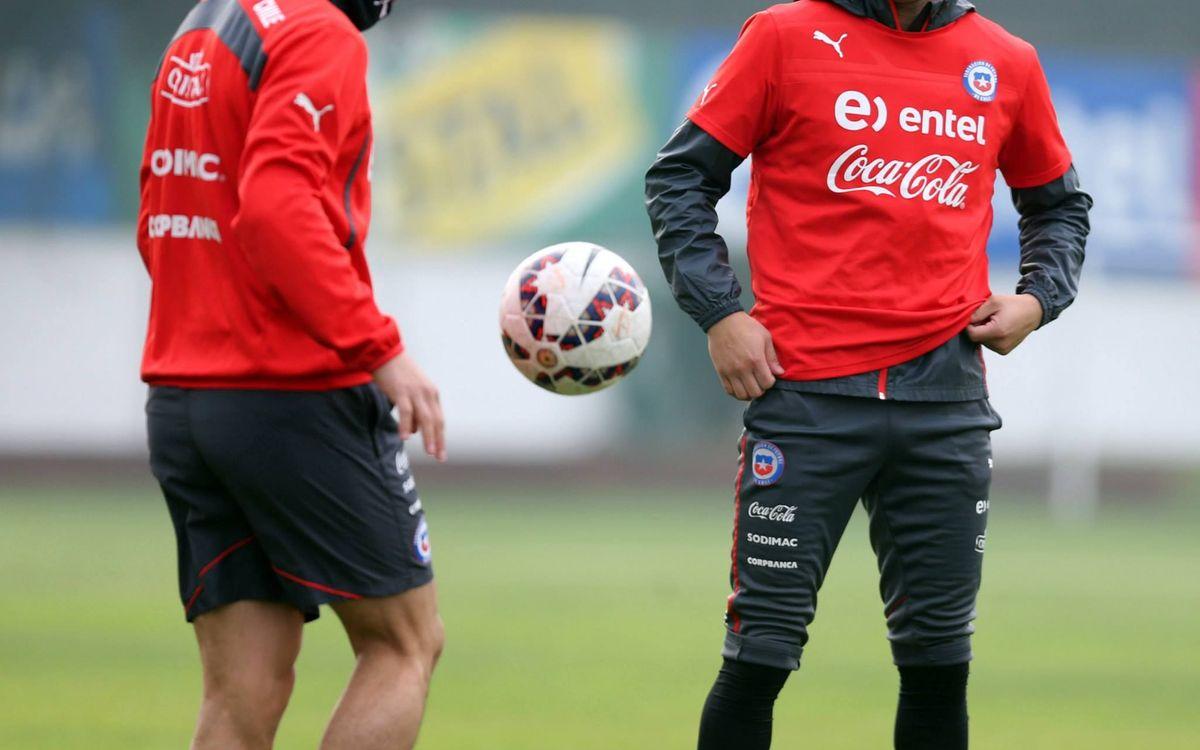 """Claudio Bravo: """"És un privilegi jugar la final contra companys"""""""