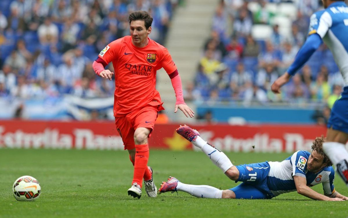 The numbers game: FC Barcelona's 2–0 league victory over Espanyol at Power8 Stadium
