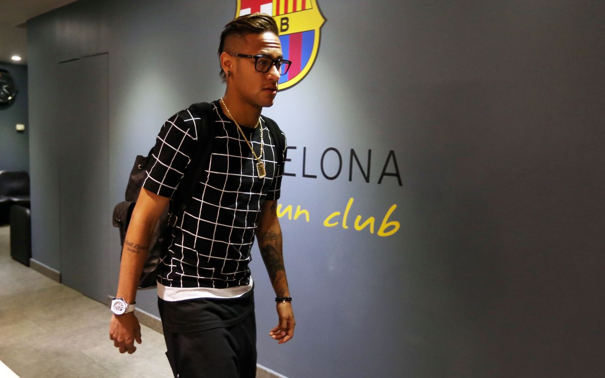 Behind the scenes: Barça vs. Valencia