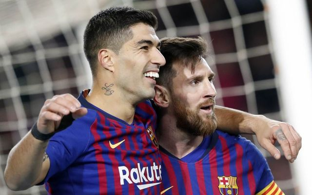 Luis Suárez y Leo Messi - MIGUEL RUIZ 5291929af50