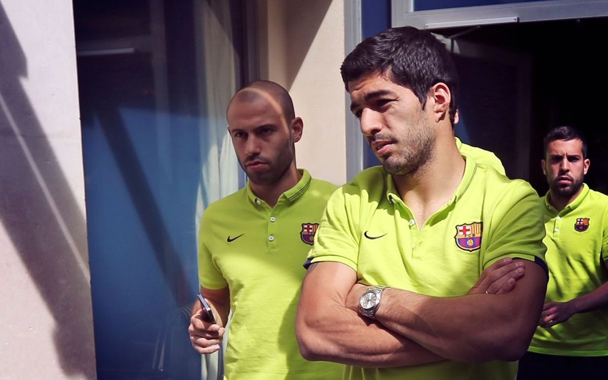 Behind the Scenes: PSG vs. FC Barcelona