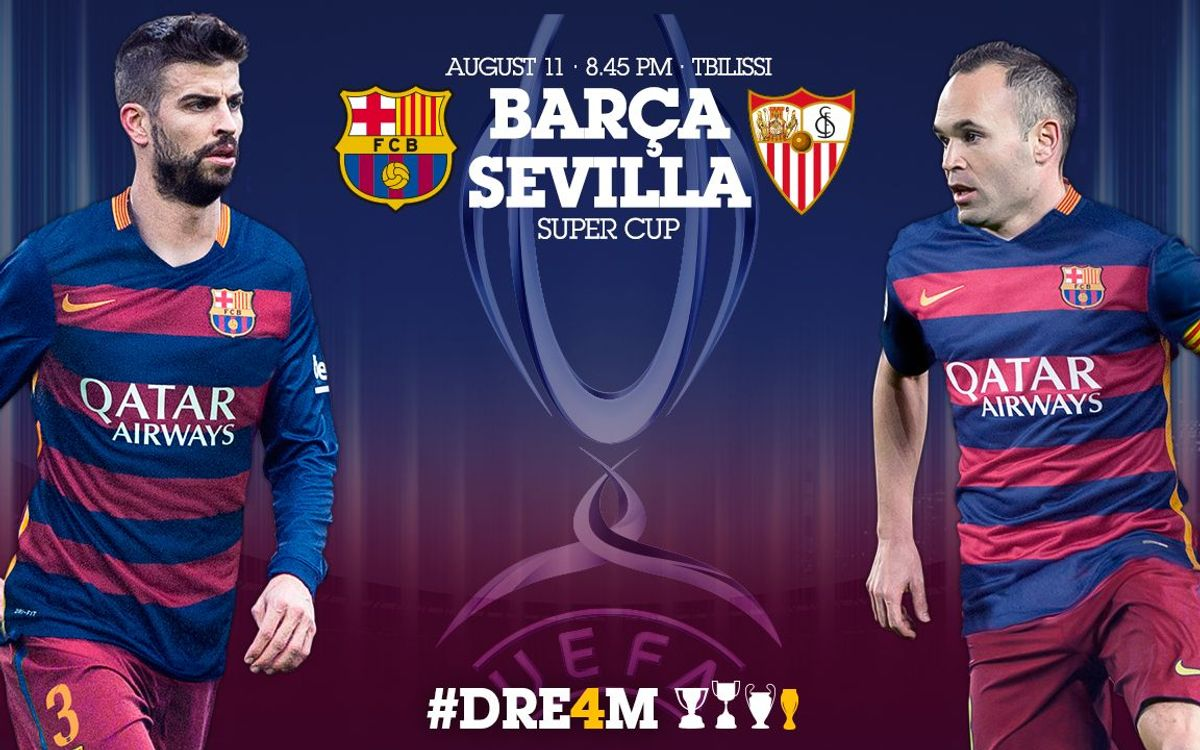 Match Preview: FC Barcelona - Sevilla