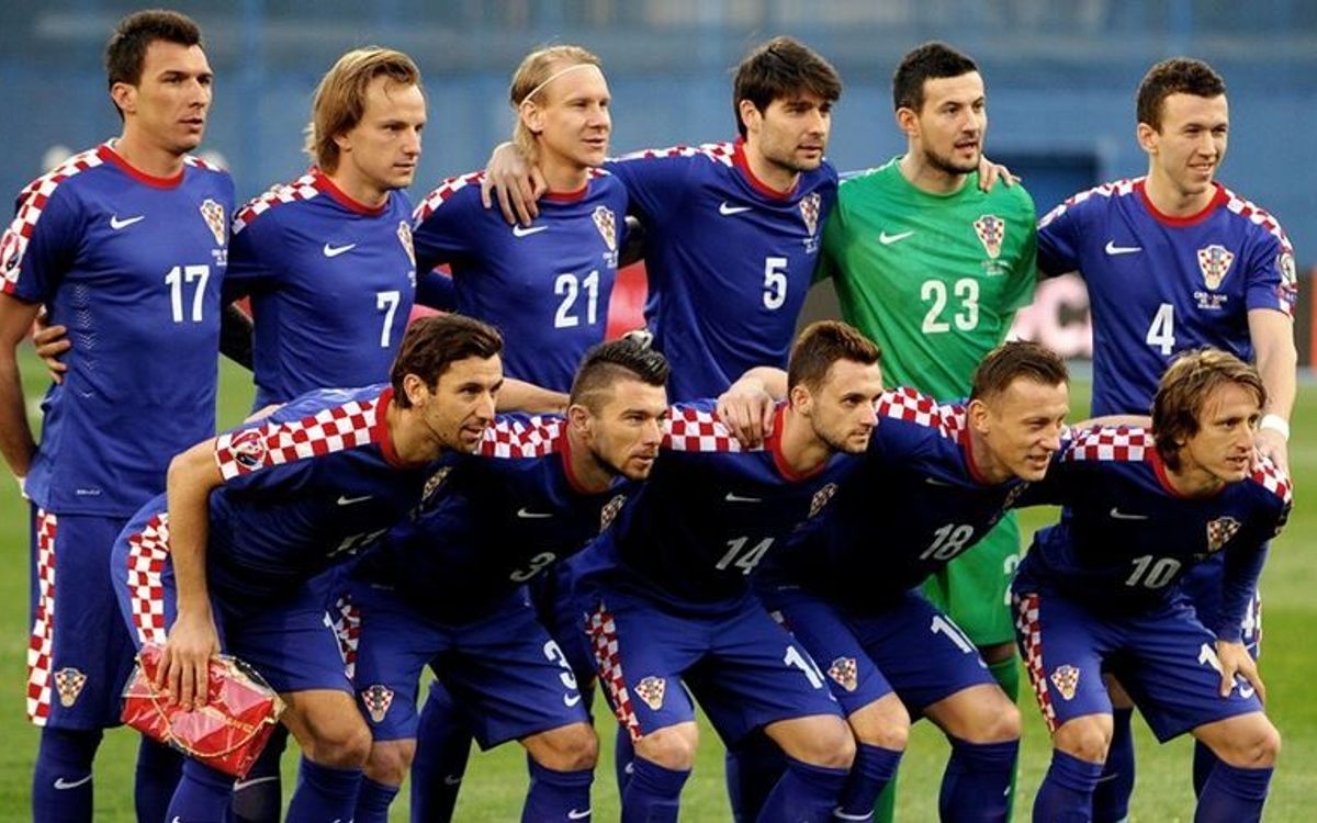 Rakitić and Croatia rout Norway 5–1