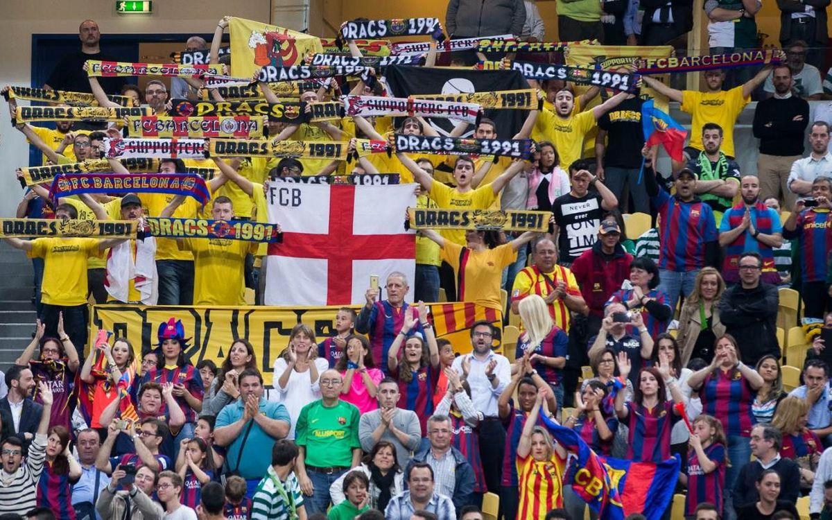 El Barça no va estar sol a l'infern