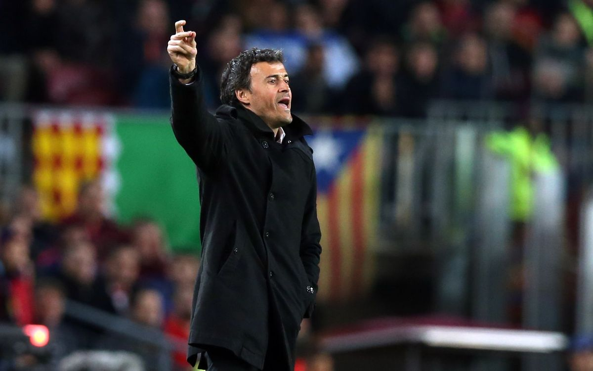 Luis Enrique says PSG among Champions League favourites