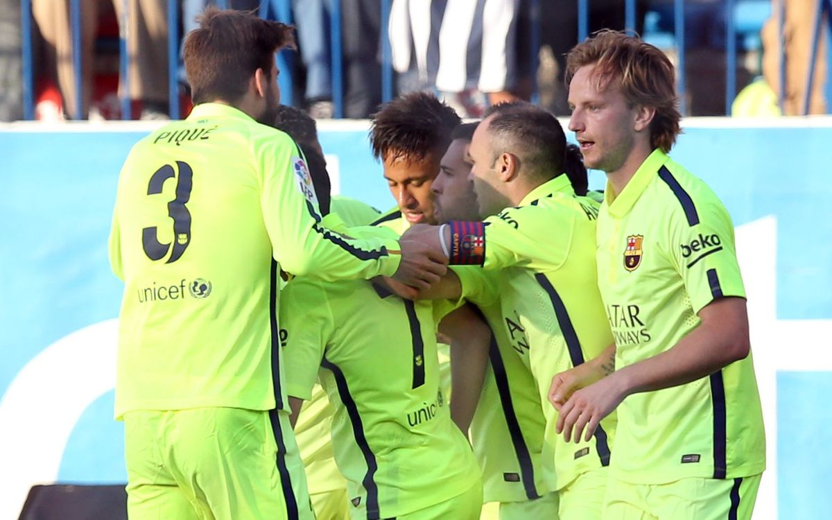 Five keys to the victory that opened the door to the 2014/15 La Liga title