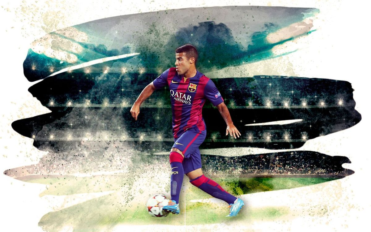 Rafinha: the rising midfielder