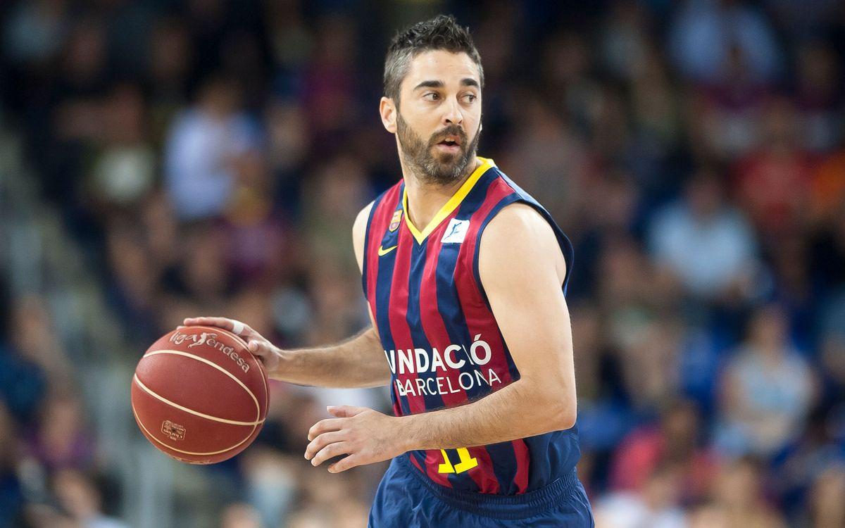 El Barça de bàsquet, deu temporades consecutives entre els millors