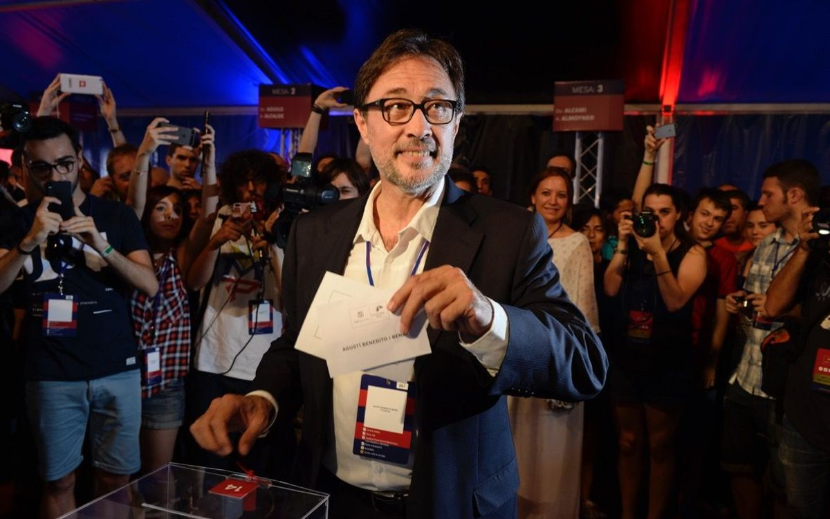Most important elections since 1953, says Benedito