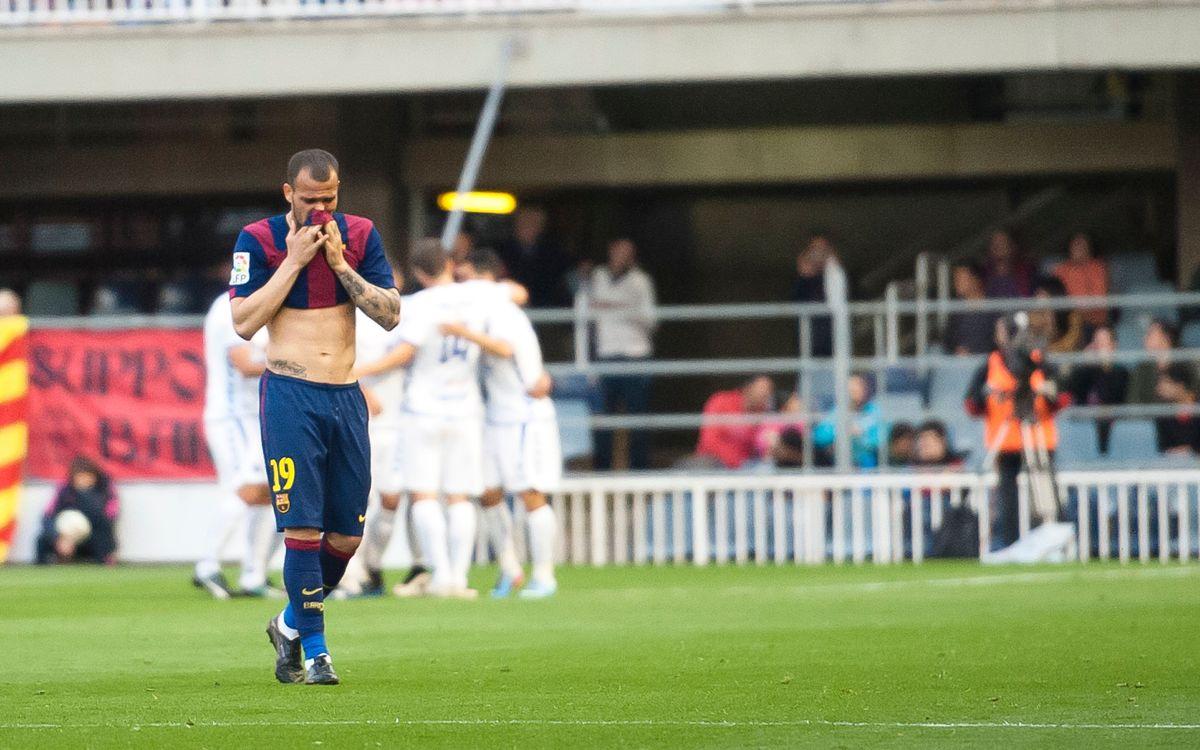 Albacete-Barça B: Oportunitat perduda (2-1)