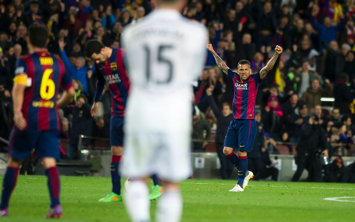 FC Barcelona close in on 2014/15 La Liga title