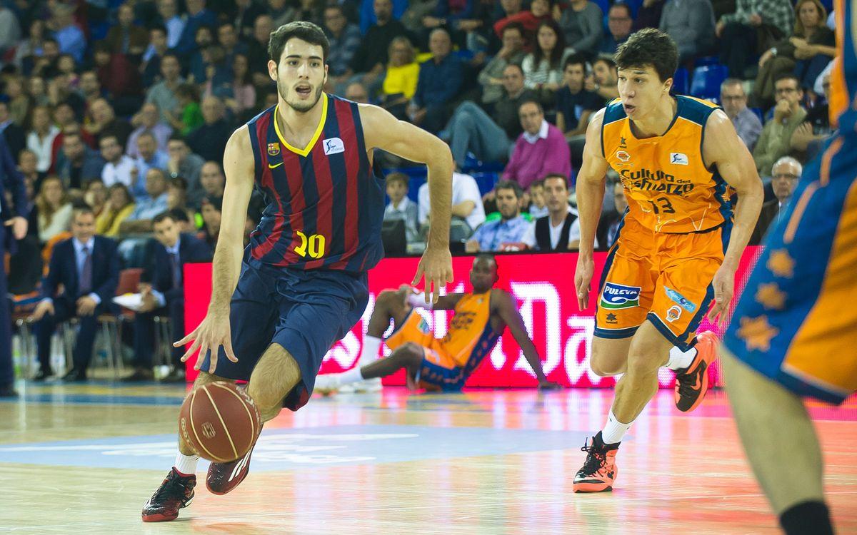 Àlex Abrines es perd l'Europeu de bàsquet per lesió