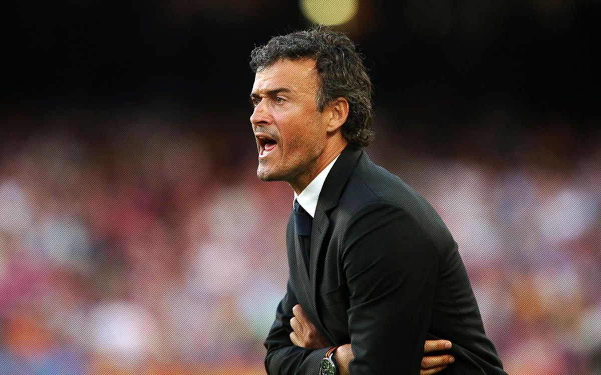 How Luis Enrique inspired Celta to imitate the FC Barcelona style