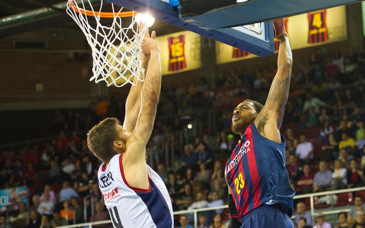 FC Barcelona – Rio Natura Monbus: Second half dominance for the win (79-57)