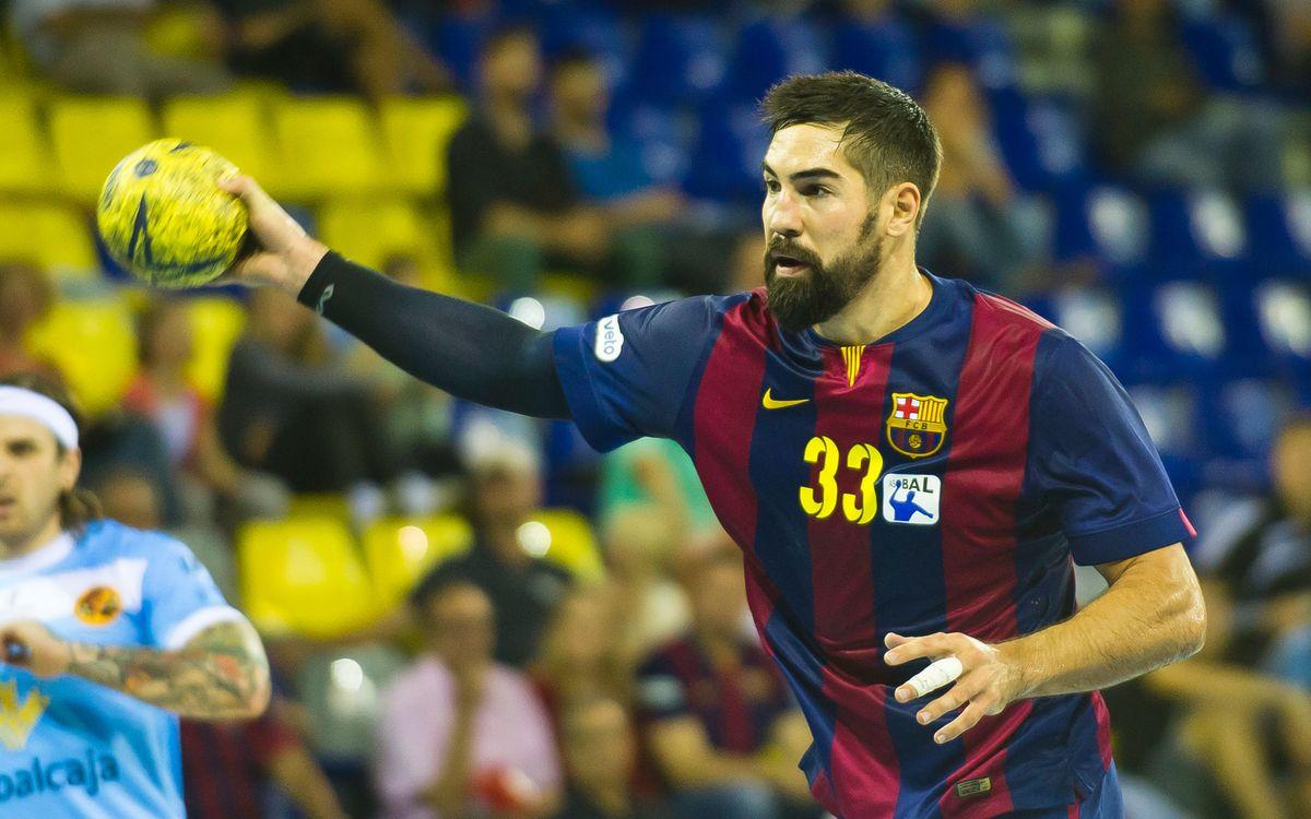 Nikola Karabatic named 2014 world player of the year by Handball Planet