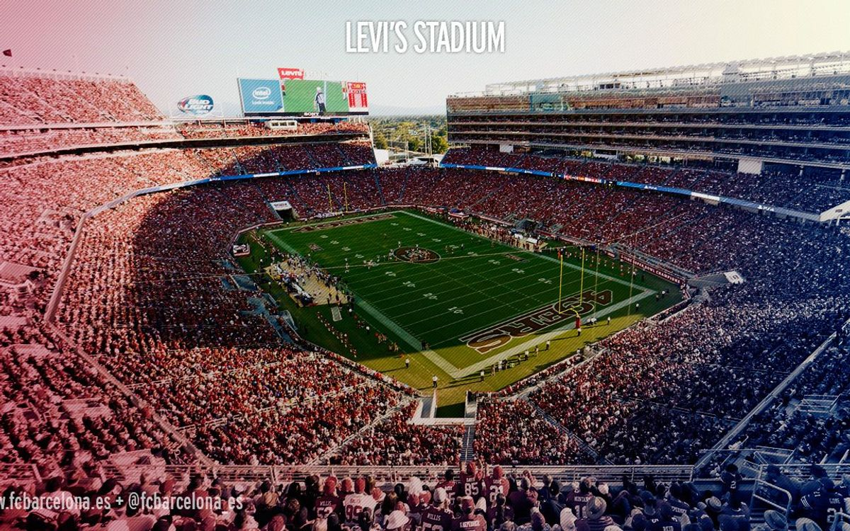 Levi's Stadium just the latest state-of-the-art stomping ground in the United States