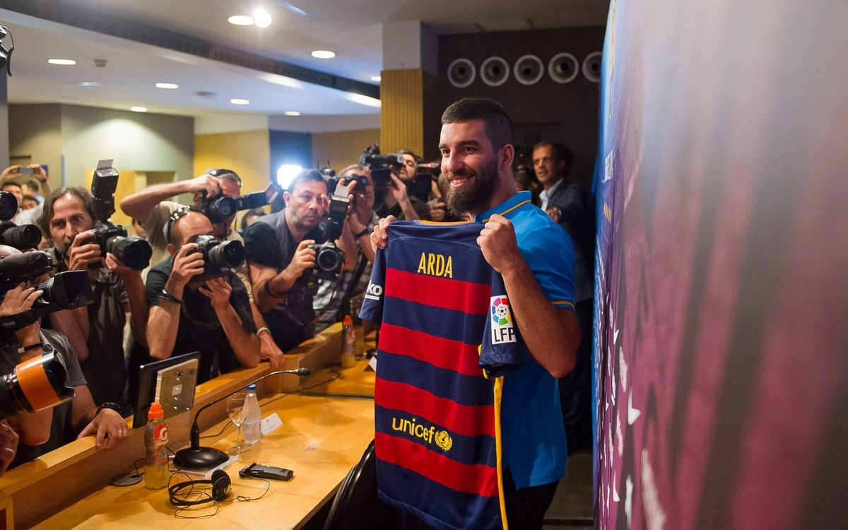 Welcome Arda!