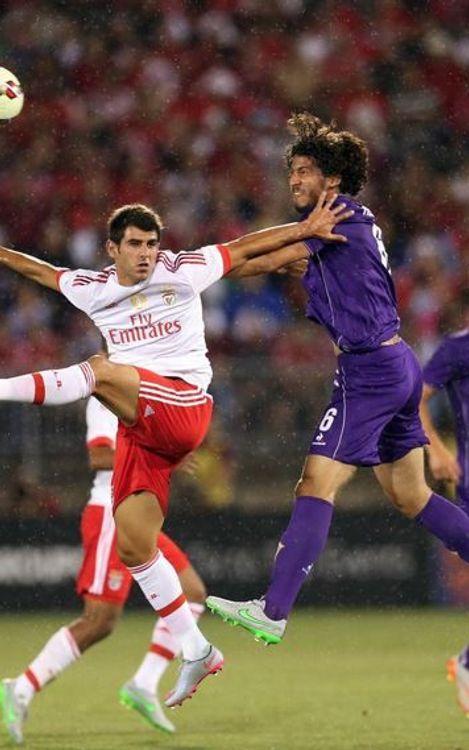 La Fiorentina venç el Benfica des del punt de penal