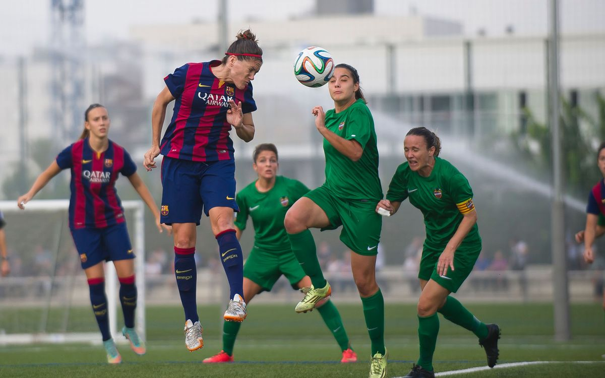 El Llevant, rival als quarts de la Copa de la Reina