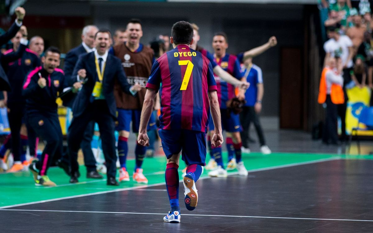 FC Barcelona – Kairat Almaty: Porteu la tercera!