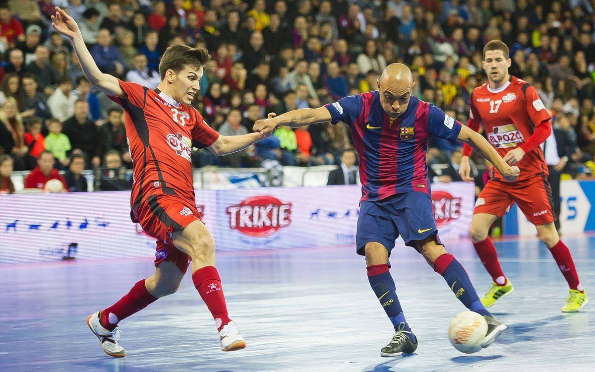 Els antecedents amb ElPozo al play-off