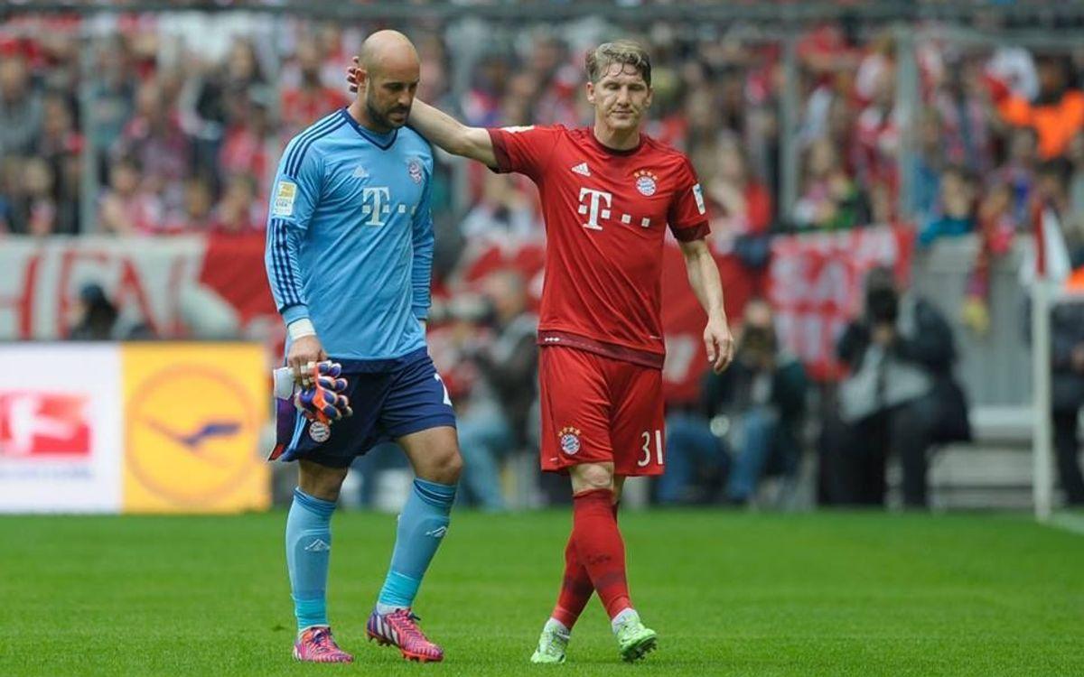El Bayern perd el derbi bavarès contra l'Augsburg a l'Allianz Arena