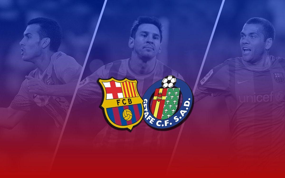TOP5: Millors gols contra el Getafe a casa